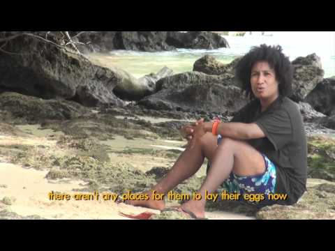 "Participatory Video By The People Of Ahus Island, Manus, PNG ""Living With Changes"""