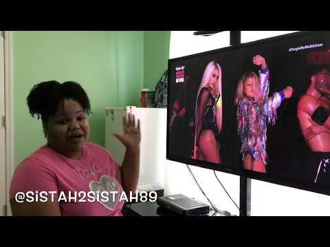 Pabllo Vittar e Fergie - Sua Cara (Rock in Rio 2017) | Reaction