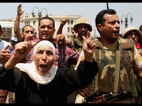 Egypt: violence continues in Cairo