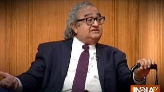 Pakistani Author Tarek Fatah in Aap Ki Adalat 2016 (Full Episode)