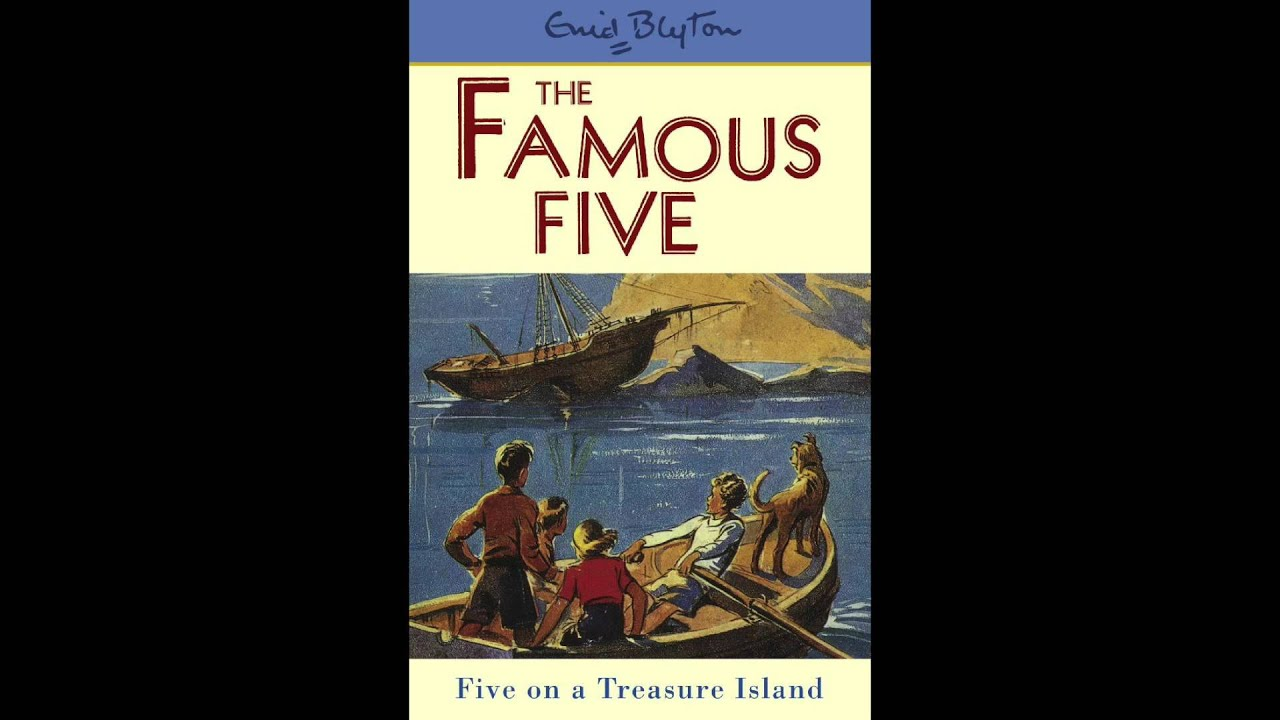 five on a treasure island book report Five on a treasure island review by keith robinson (june 15, 2005) ah, the famous five in this first book, we open with julian, dick and anne at home with their parents, chatting around the breakfast table.