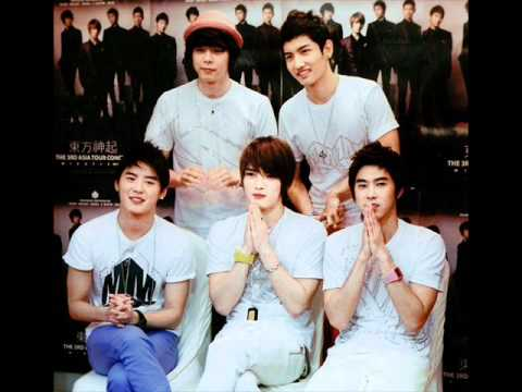 Insa- English Cover (DBSK)