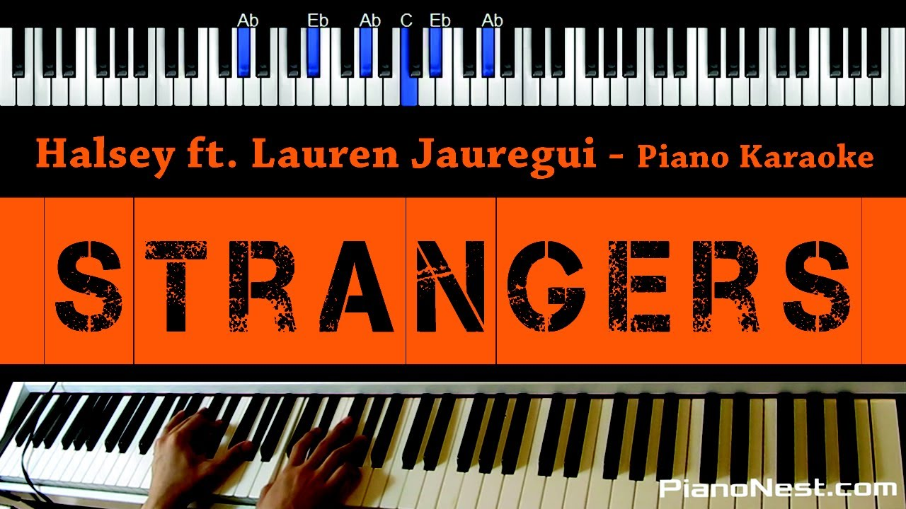 High Quality Halsey Hqhaisey: Strangers Ft Lauren Jauregui
