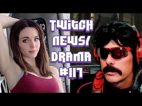 Twitch Drama/News #117 (Amouranth Said N-Word?, Mitch Scammed $3500, Doc Mad, Phantomlord)