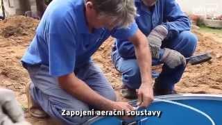 Instalace čistírny odpadních vod pro rodinný dům