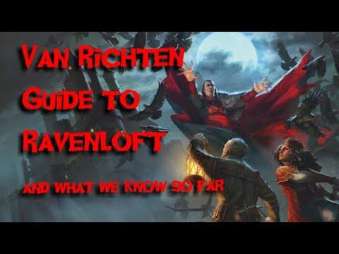 Van Richten Guide to Ravenloft - What we know so far