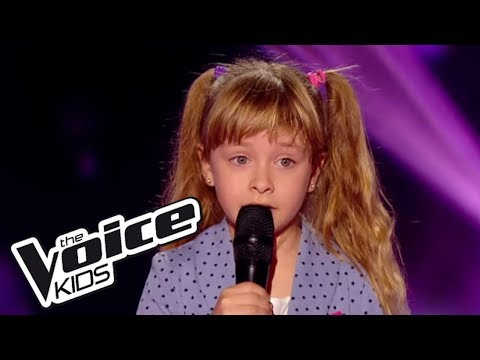 The Voice Kids 2014 | Gloria - La Vie en rose (Edith Piaf) | Blind Audition