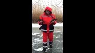Зимняя рыбалка в Астрахани видео.