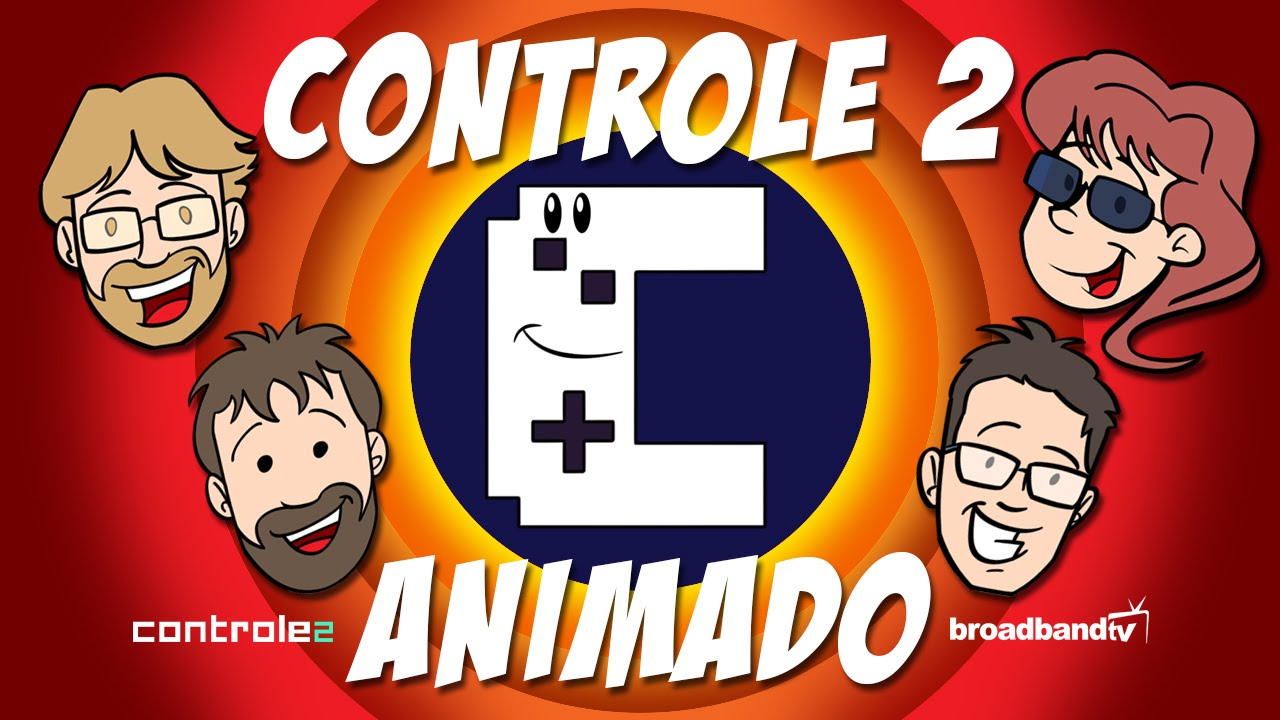 Controle Dois Animado - CONTROLE DOIS ANIMADO - BBTV BRASIL - YouTube