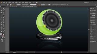 Adobe Illustrator Speaker  tutorials Tutorials Part  20