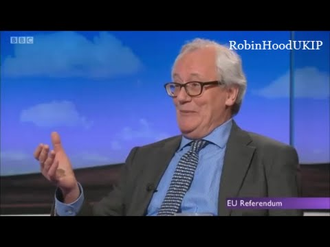 Professor Patrick Minford schools Nick Clegg and the BBC on free trade