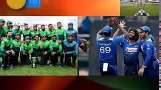 ICC Announce Pakistan Schedule of WorldCup 2019.