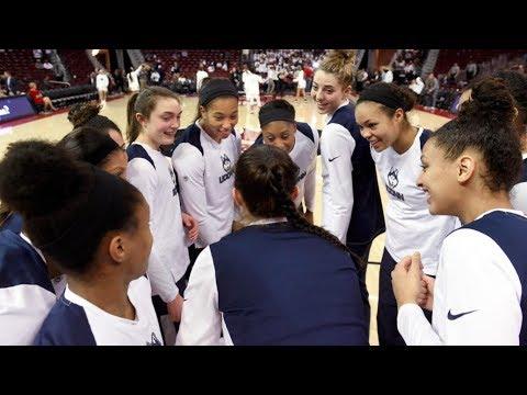 UConn Women's Basketball Highlights v. South Carolina 02/01/2018