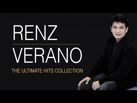 Renz Verano - The Ultimate Hits Collection - (Non-Stop Music)