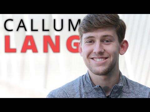 FEATURE | Callum Lang