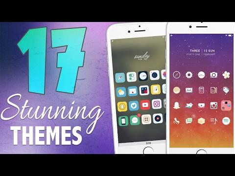 17 STUNNING Anemone Themes! | BEST iOS 11 Cydia Jailbreak Themes