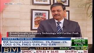 The Auto X Show at BTVI-  In Coversation with Mr  CV Raman, Senior Executive Director Engg, MSIL