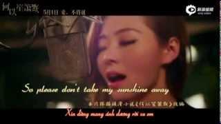 [Vietsub] You are my sunshine - Trương Lượng Dĩnh - OST Bên nhau trọn đời - Jane Zhang