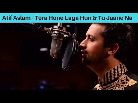 Atif Aslam Unplugged Medley - Tera Hone Laga Hun & Tu Jaane Na | Best Of Atif Aslam | TemptationLuv