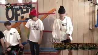 150629 BTS YamanTV ep24 : J-Hope&JIMIN DANCE cut