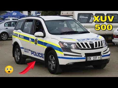 INDIAN SUVs Used As Police Cars In Foreign Countries ! ! !