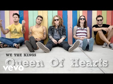We The Kings  Queen Of Hearts Audio