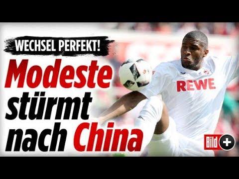 Kölns Modeste nach China / Tiger Woods / Schäfer Heinrich - Aktuelle Nachrichten 20.6.17