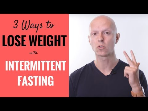 How to Lose Weight with Intermittent Fasting (3 Simple Tricks)