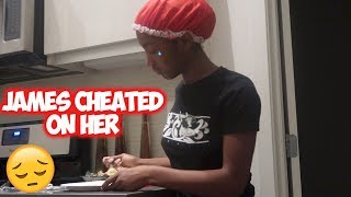 MY 14 YEAR OLD SISTER'S BOYFRIEND CHEATED ON HER !!!! | VLOGMAS 1
