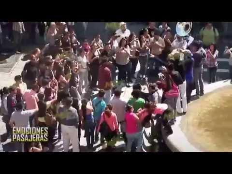 Flashmob De La Banda MS  De Guadalajara