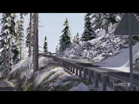 WRC9 - Col de Braus - Corolla 99 |