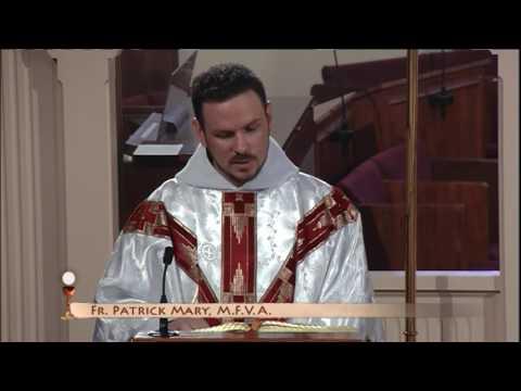 Daily Catholic Mass - 2017-06-23 - Fr. Patrick