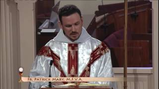 Daily Catholic Mass - 2017-06-23 - Fr. Patrick