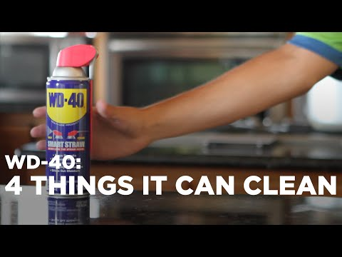 4 Ways to Clean with WD-40