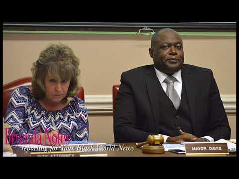 BLK GA Mayor Denied Keys To City Brings Legal Overhaul To Establishment