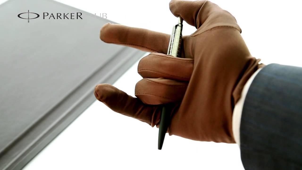 Ручка шариковая Parker Urban Premium K313 Aureate Powder GT M чернила синие 1931573