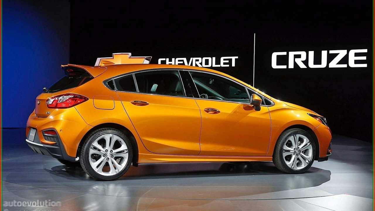 Chevrolet Cruze 2017 Hatchback Interior Exterior And Reviews New Car Release Date