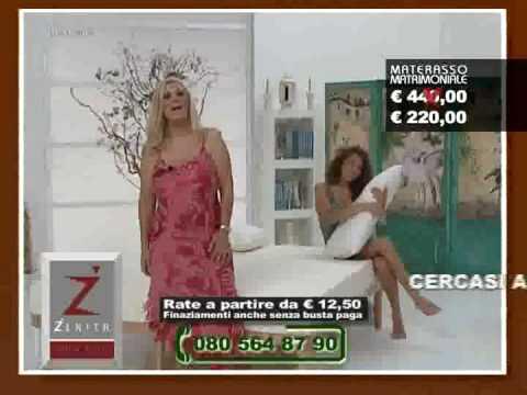 Zenith Materassi In Lattice.Zenith Sistemi Di Riposo Www Zenithnatura Com Youtube
