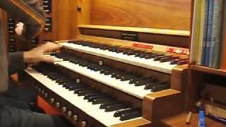 Pirates of the Caribbean - He´s a pirate (organ) / Fluch der Karibik OST (Orgel) thumbnail