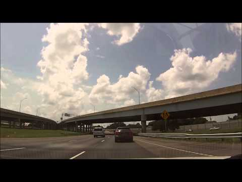 Slidell to LaPlace on Interstate 10