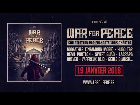 War For Peace Présente - Lacraps - Chercher La Paix (Prod Boudj)