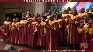 Resurrection Sunday 4/1/18  11am