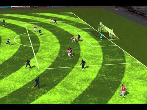 FIFA 14 iPhone/iPad - DrGanD vs. Manchester Utd