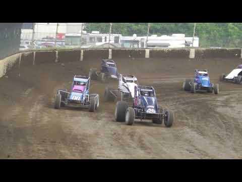 Views at Kokomo Speedway
