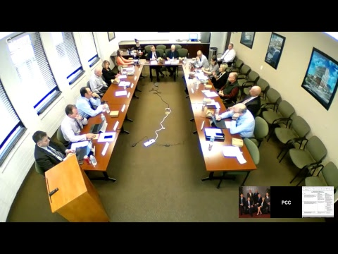 Council-Planning Commission Joint Meeting, September 19, 2017