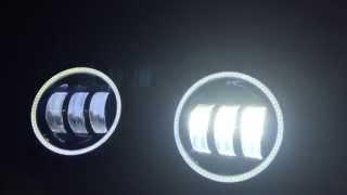 custom jw speaker jeep wrangler fog lights from hidprojectors com and headlightupgrade com