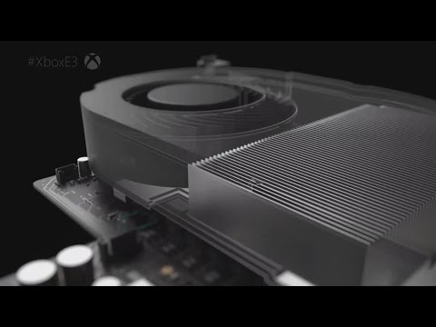 Xbox Project Scorpio 2017 Trailer E3 2016 (New Xbox Console)