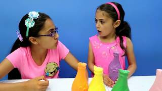 Funny Kid Takes chocolate Candy! Family fun kids video