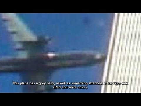 New Video Shows 9/11 WTC Drone Attack/Strike Plane (Witnesses React)