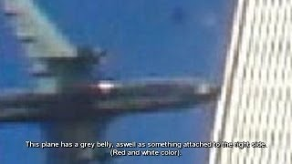 100% WTC Drone Attack/Strike Plane PROOF (Many Witnesses)